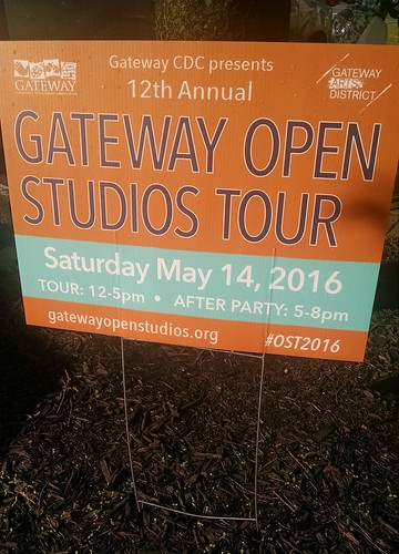 Gateway Arts District Open House, May 14, 2016