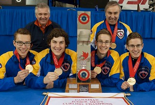 Napanee, ON Feb 11 2011 M&M Canadian Juniors Team Alberta. Michael Burns Photo Ltd. | by seasonofchampions