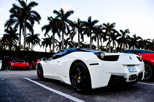 458 and friends. [EXPLORED] | by Winning Automotive Photography