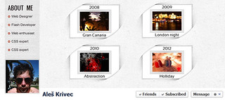 facebook-timeline-template-8 | by chavez s