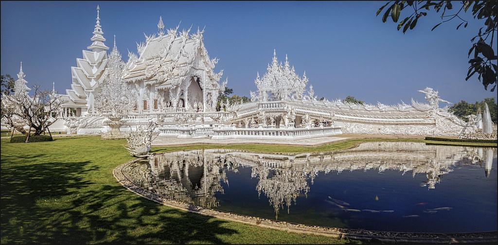 White Temple. Wat Rong Khun