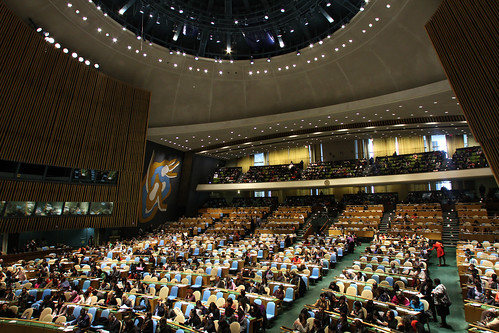 56th Session of the Commission on the Status of Women Opens in United Nations General Assembly Hall | by UN Women Gallery