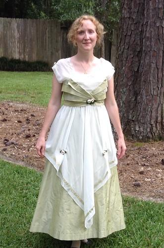 1916 Evening Dress