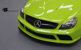 Prior Design Black Edition Wide Body Aero Kit for Mercedes Benz SL R230 | by Prior Design NA (priordesignusa.com)