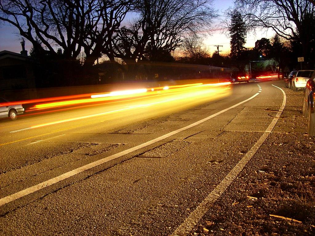 headlights, Marin Avenue, Berkeley, February 11, 2011 | by /\/\ichael Patric|{