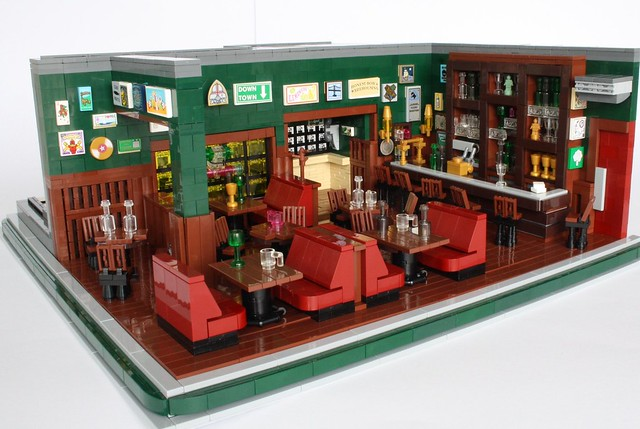 The Bar Where I Met Your Mother The Brothers Brick The