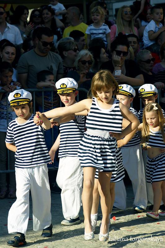 Маленькие морячки