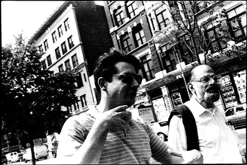 Allen Ginsberg and Bob Rosenthal | by moscamaurer
