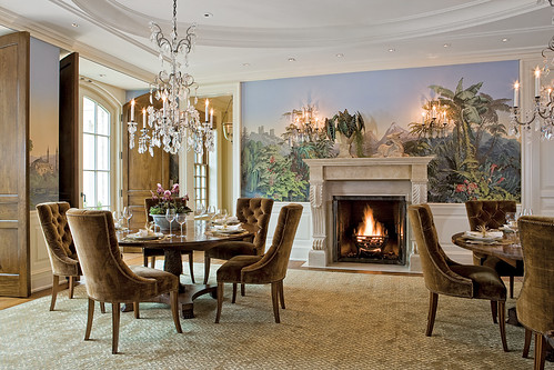 Interior Design By SLC Interiors Built By Kenneth Vona Co
