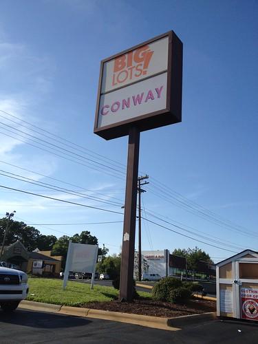 Former Kmart South Blvd Charlotte, NC | Mike Kalasnik | Flickr