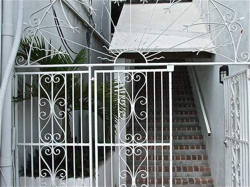 Gates in Hamilton, Bermuda | by kman5847