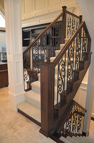Open Staircase Design Picture Flickr Photo Sharing