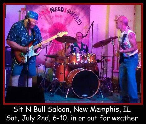 Mars Needs Guitars 7-2-16