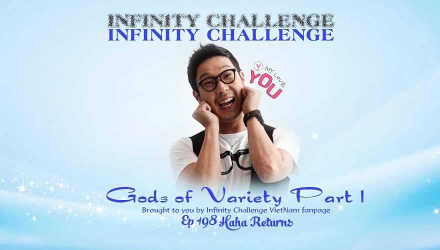 [Vietsub] Infinity Challenge Ep 198