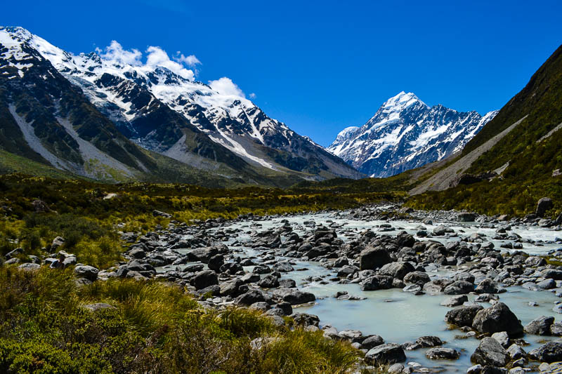 Best Short Hikes In New Zealand South Island