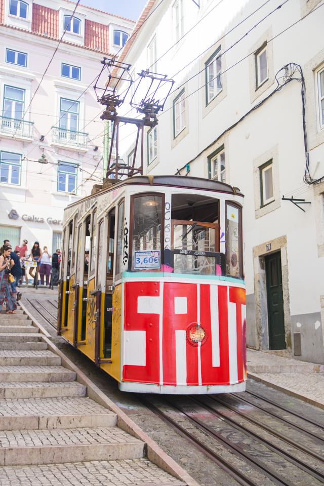 visiting Lisbon Portugal