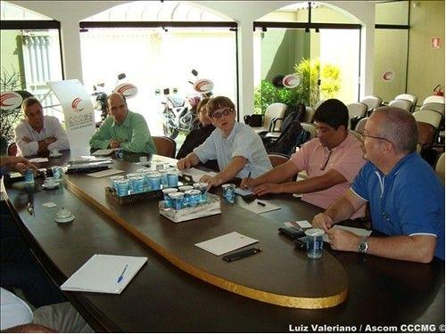 Reunião do BID e Neumann Kaffee Gruppe no CCCMG (2012)