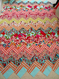 Siblings Together quilt top | by Jo Jo 33