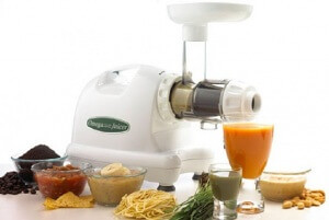 Omega 8004 Nutrition Center Commercial Masticating Juicer