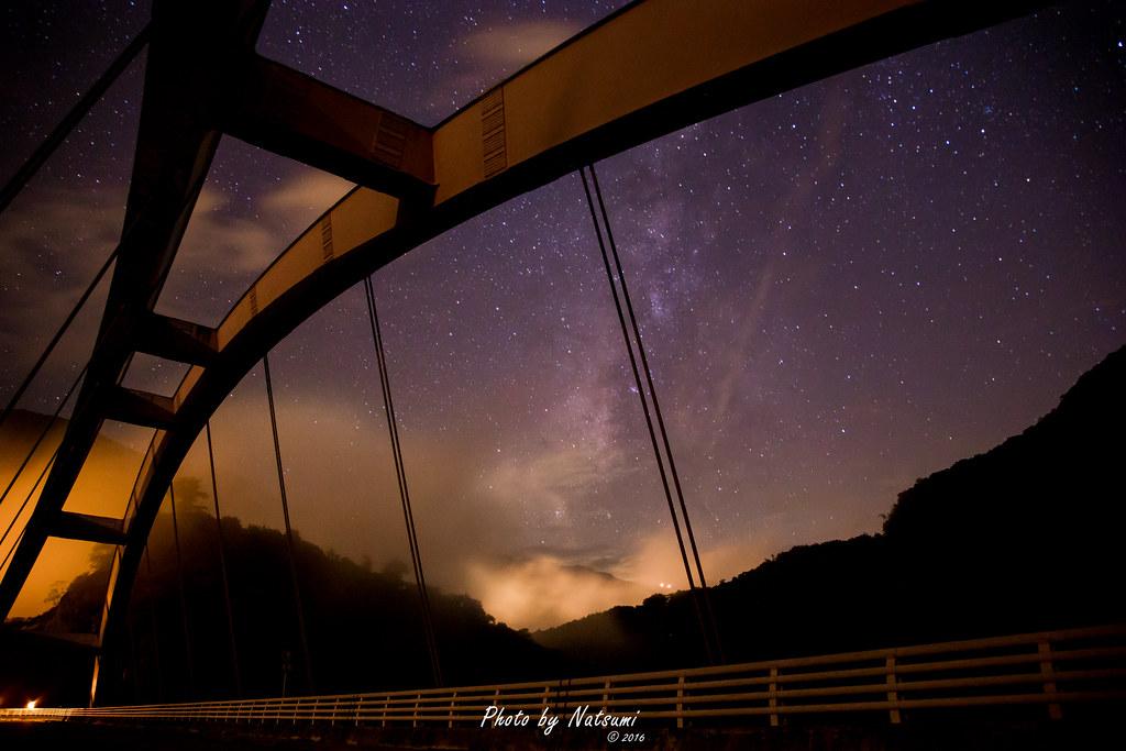 巴陵大橋銀河之旅