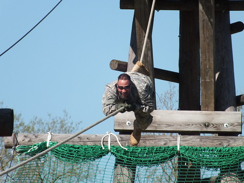 Confidence course training | by The U.S. Army