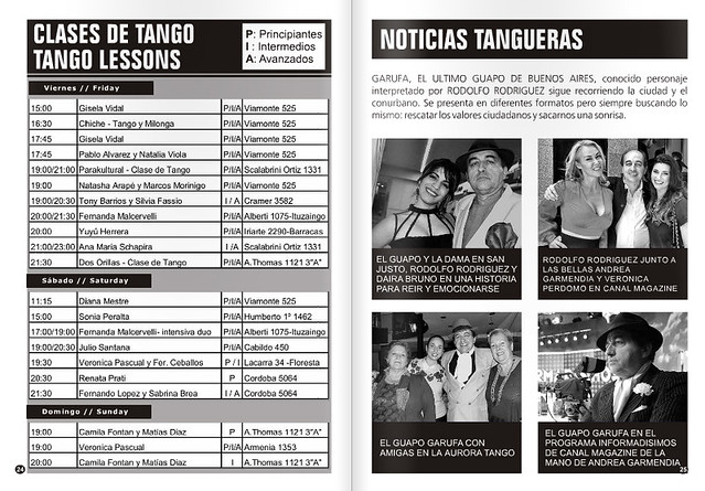 Revista PUNTO TANGO 116 Junio 2016 - 4