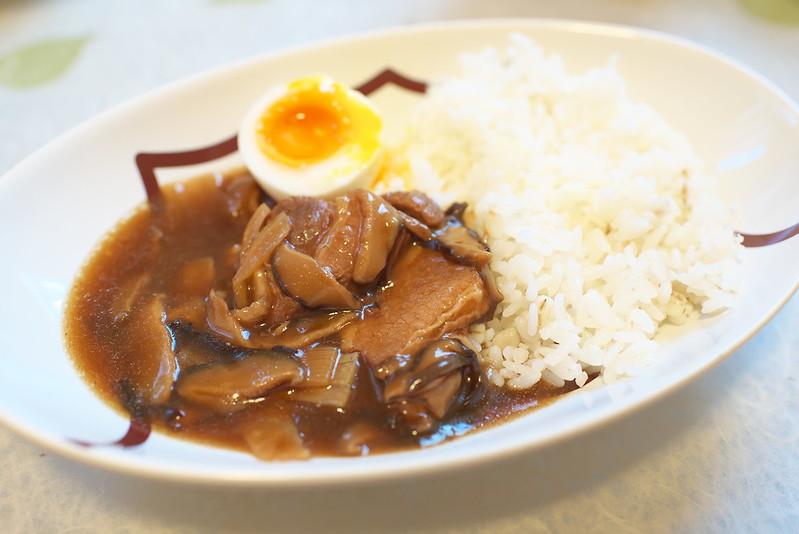 無印良品の魯肉飯(ルーロー飯)