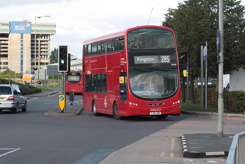 London United VH36 LJ15JZN