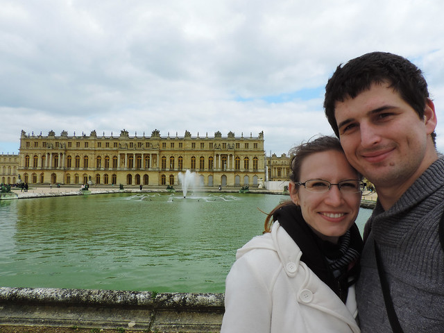 Our First Blogiversary - Memories: Chateau de Versailles, Paris, France
