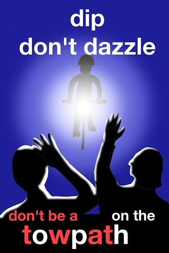dip don't dazzle