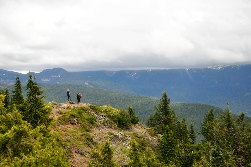 Triangulation Peak Hike 15 @ Mt. Hope Chronicles