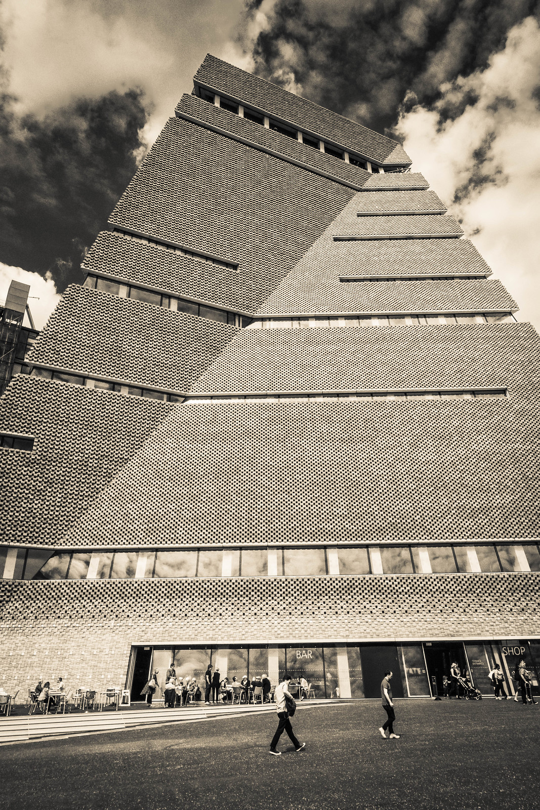 Tate Modern - Switch House-2