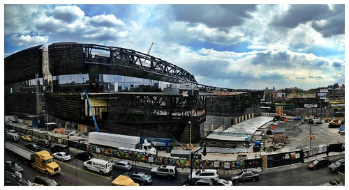 New Brooklyn Nets Stadium | by Gunni Cool