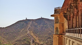 Amber Fort, Jaipur, Rajasthan, India | by Lemmo2009