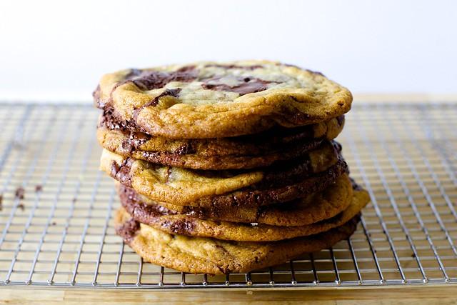 完美的巧克力饼干,重新审视