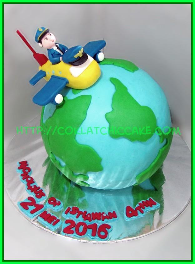 Cake Globe