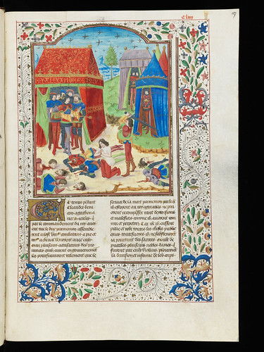 Cologny, Fondation Martin Bodmer, Cod. Bodmer 53, p. 157r | by Virtual Manuscript Library of Switzerland