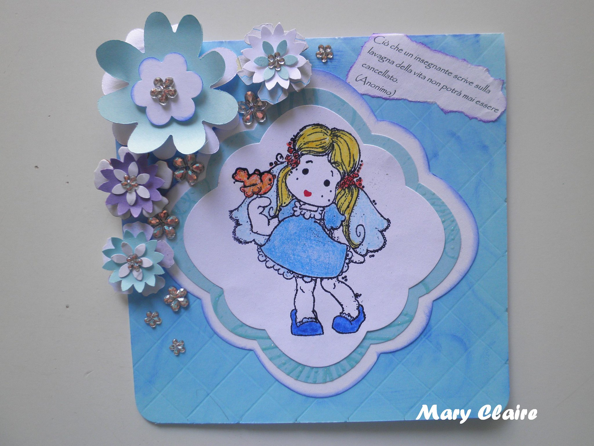 card maestra Antonietta