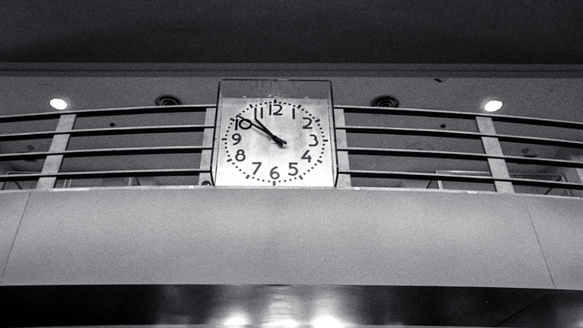 Art Deco Clock_