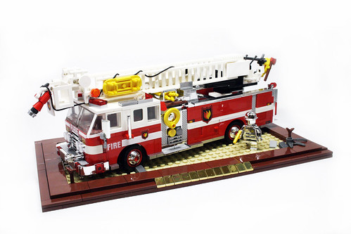 "FIRE TRUCK | by ""Orion Pax"""