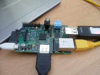 Beeb@30: Raspberry Pi beta board | by salmon92