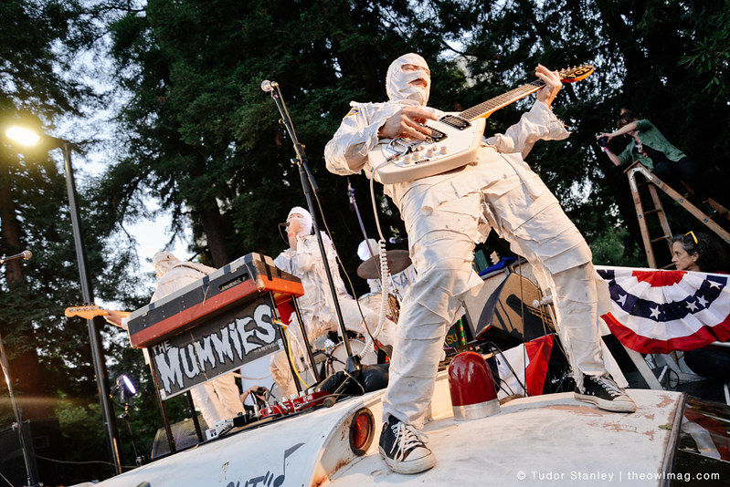 The Mummies @ BurgerBoogaloo 06-25-2016_07