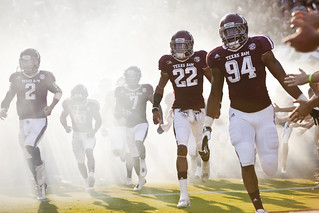 Football - Texas A&M Entrance | by Texas A&M WWW