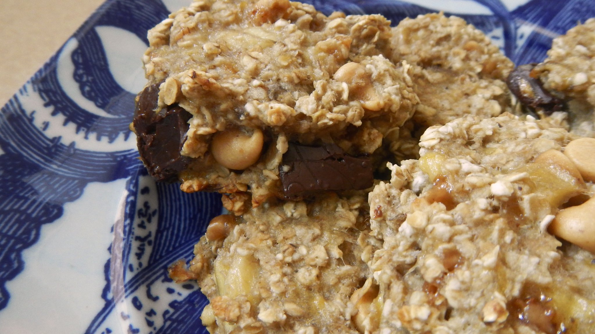 Banana Oat Cookies 12