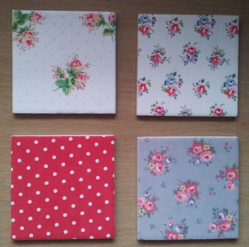 Wall Tiles With Cath Kidston Designs Flickr Photo Sharing