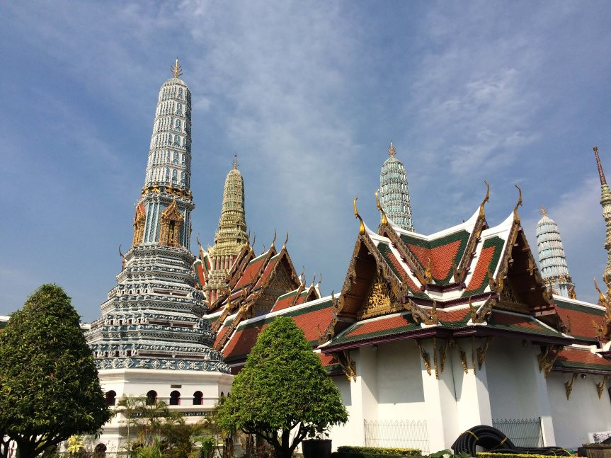 Grand Palace Outer Court 2 - Copyright Travelosio