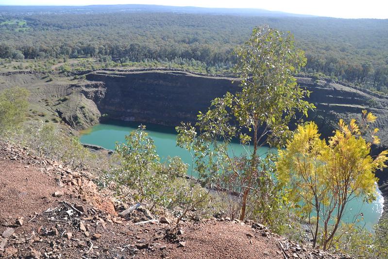 Chiltern quarry site - rehabilitated?