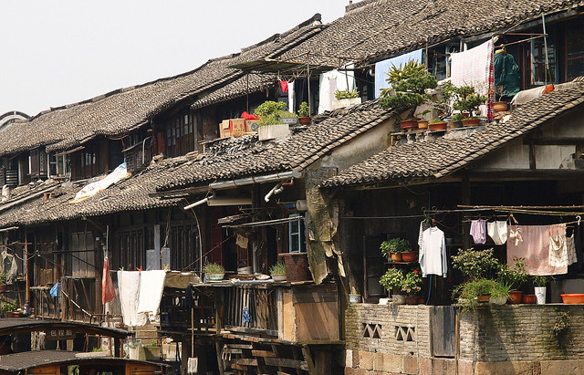 Downtown Wuzhen