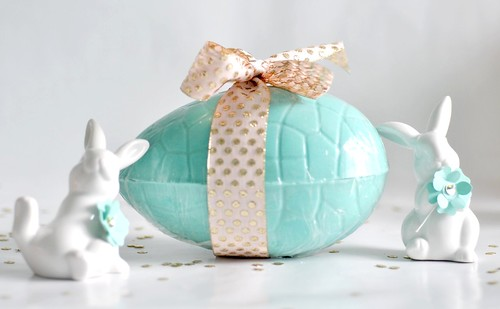 Hand-made chocolate egg | by toriejayne