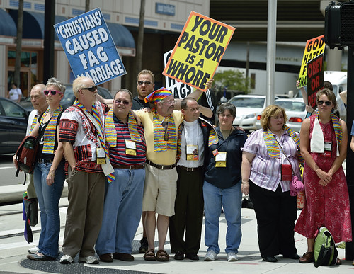 Blocking bigots at United Methodist General Conference | by United Methodist News Service